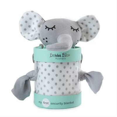 Bubba Blue Security Blanket (Petit Elephant) Free Shipping!