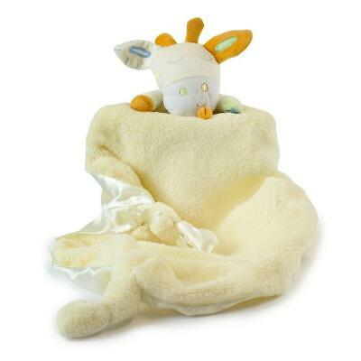 Bubba Blue Security Blanket (Lemon Giraffe) Free Shipping!