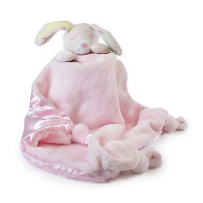 Bubba Blue Security Blanket (Pink Bunny) Free Shipping!