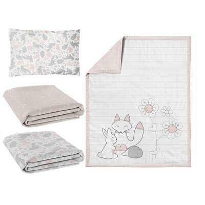Lolli Living Nursery Set, 4 Piece (Forest Friends) Free Shipping!