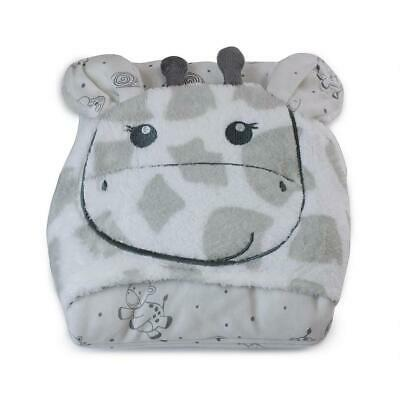 Bubba Blue Hooded Novelty Blanket (Grey Playtime) Free Shipping!