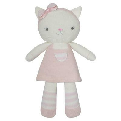 Living Textiles Softie Toy Character (Daisy the Cat) Living Textiles Free Shippi