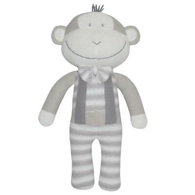 Living Textiles Softie Toy Character (Max the Monkey) Living Textiles Free Shipp