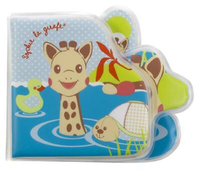 Sophie The Giraffe Baby Bath Book Toy Free Shipping!