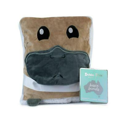 Bubba Blue Novelty Blankie (Platypus) Free Shipping!