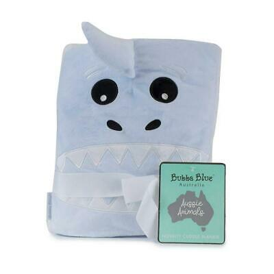 Bubba Blue Novelty Blankie (Shark) Free Shipping!
