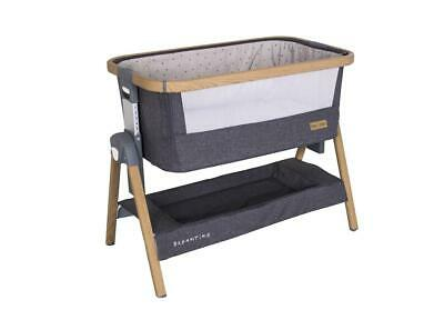 Love N Care Dreamtime Sleeper Bassinet (Charcoal) Love Care Free Shipping!