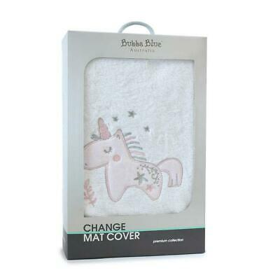 Bubba Blue Change Mat Cover (Unicorn Magic) Free Shipping!