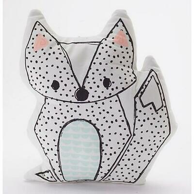 Lolli Living Screen Print Fox Pillow Free Shipping!