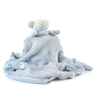 Bubba Blue Security Blanket (Blue Bear) Free Shipping!