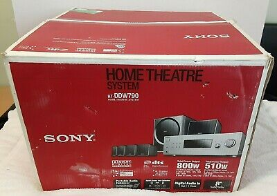 New Sony  Home Theatre Surround Sound system HT-DDW790 Stereo Music Movies TV