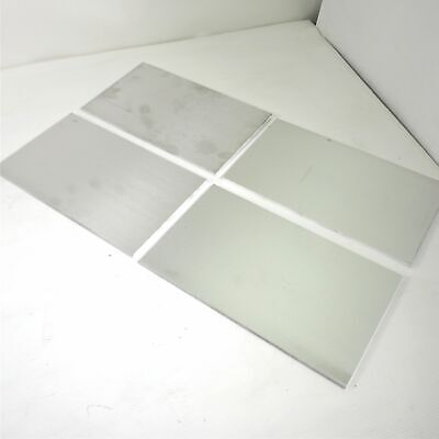 ".375/"" thick  3//8  Aluminum 6061 PLATE  11/"" x 15.125/"" Long QTY 2  sku 137078"