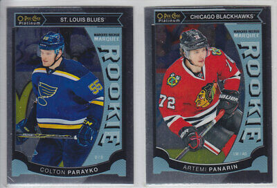 2015-16 O-Pee-Chee Platinum Marquee Rookie Rc Opc M1-30 Finish Set You Pick