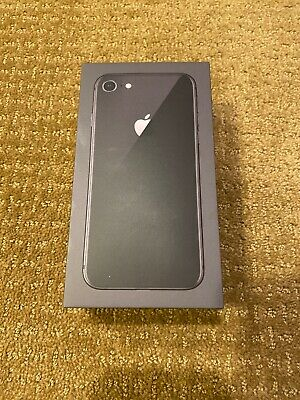 Apple iPhone 8 - 64GB - Space Gray (UNLOCKED) (AT&T) A1905 (GSM)