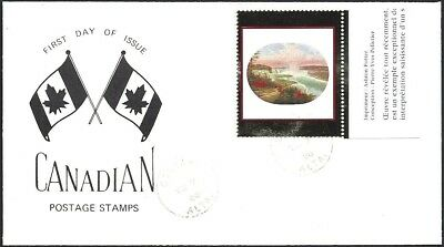 Canada    # 1863    MASTERPIECES OF CANADIAN ART      New 2000 Unaddressed