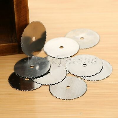 40PCS 22mm Disc Wheel Cutting Blades Saw Grinder Drills Rotary Tools Wholesale