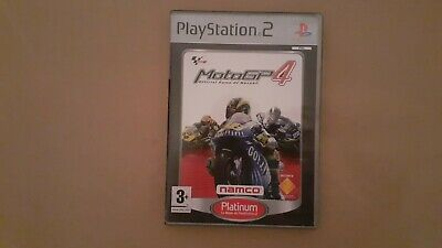 Moto Gp 4  Playstation 2 Ps2 - Pal España