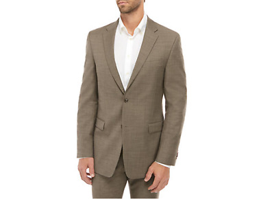 Calvin Klein Adam Notch Lapel Stretch Fit Suit Jacket $450 Size 42R ea10