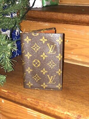 Louis Vuitton Brieftasche Monogram Canvas Visitenkarten