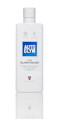 Autoglym CGP325 Car Detailing Cleaning Exterior Car Glass Polish 325ml