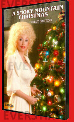 A Smoky Mountain Christmas with Dolly Parton (1986) DVD TV Movie NEW holiday fun