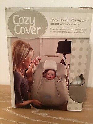 Cozy Cover Premium Infant Carrier Cover