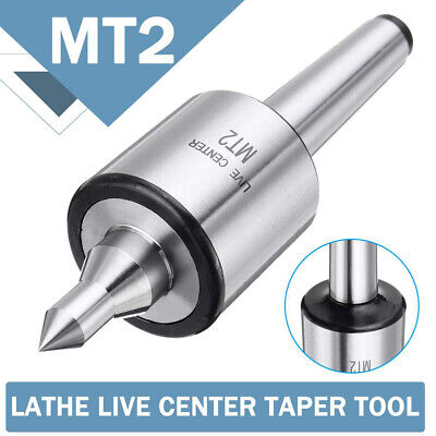 Lathe Center Taper Precision Turning Tool Equipment Live Shaft Durable