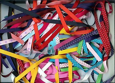 Grosgrain ribbon 1-1//2 inch solids 20 yards 20 colors Lot B