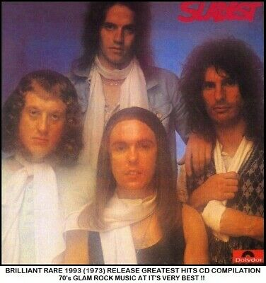 Slade - The Very Best Essential Greatest Hits Collection 70's Glam Rock Pop CD