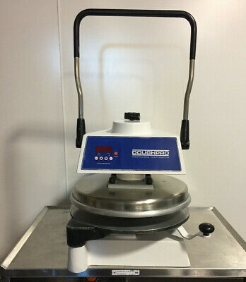 Heated Dough Press DoughPro DP1100 Commercial Pizza Tortilla Machine
