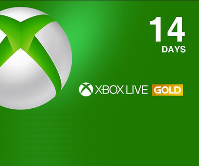 Xbox Live Gold - 14 Tage Trial - US Account - per Mail