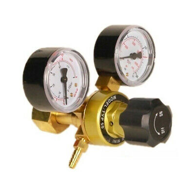 Argon CO2 Gas Brass Bottle Welding Tool Pressure Regulator Accessories
