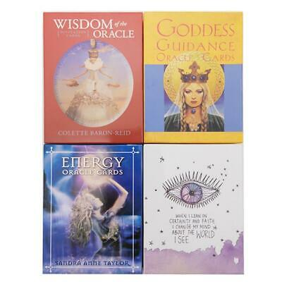 Deck For Guidance Tarot With Family English 44 Oracle Cards Board Party Game