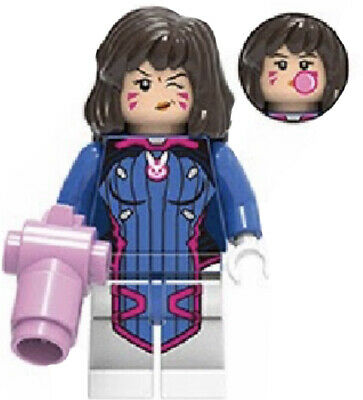 76 arrives ARRIVES IN 2-4 DAYS New Overwatch Minifigure Hero Soldier
