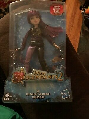 "Hasbro~Disney Descendants 2 Mal ""Enchanted Sea"" Doll~12 Inch NIB"