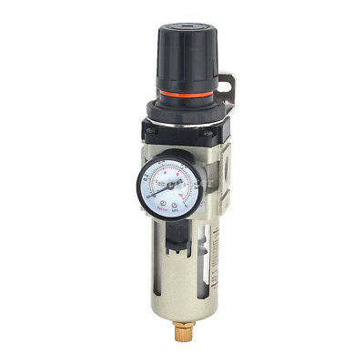 H● AW3000-03 1.0 MPa Pneumatic Pressure Reducing Regulator w Bracket