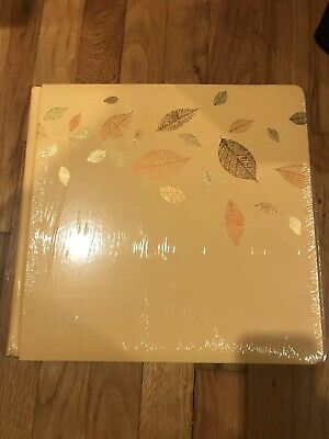 Creative Memories True 12x12 Gather Together Album w/ Pages & Protectors
