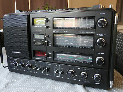 Grundig Satellit 3400 Professional Global Receiver
