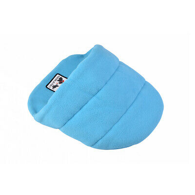 Portable Pet Dog Cat Bed Ultra-Soft Fleece Warm Kennel Pad Puppy Tent Rest PS232