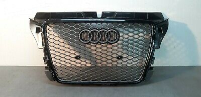 Audi RS3 8P 2011-13 Genuine Front Radiator Grill  PN:8P0853651T