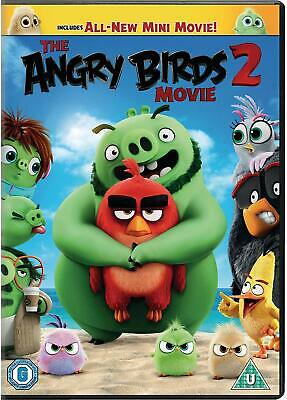 The Angry Birds Movie 2 DVD - NEW