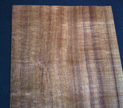 Koa Raw Veneer Sheets 6 x 27 inches                                  7628-17