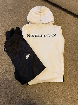 Nike Air Boys Tracksuit Jumper/Bottoms Age 13-15 Years