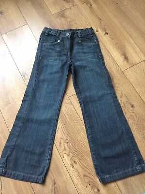 A Pair  Of Warm Winter Girls Jeans BY MEXX -size 8y /128cm Height -Excl.Condt