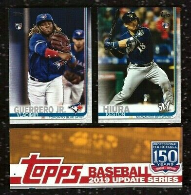 2019 Topps Update US1-US150 Pick Your Baseball Cards RC STARS *FREE SHIP 40% OFF