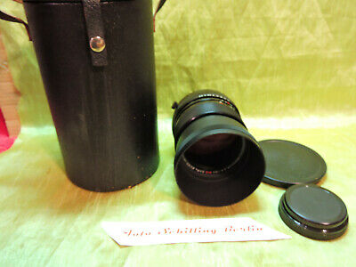 Carl Zeiss Jena 2,8/180mm MC Sonnar Pentacon Six mount