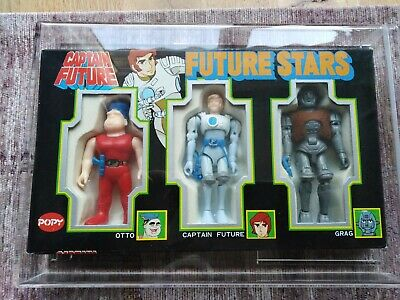 Captain future Capitaine Futuro Flam Popy