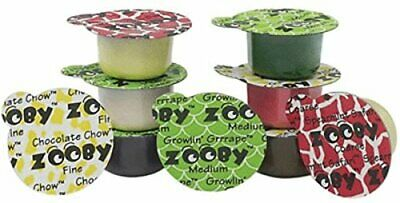Young Dental 600210 Zooby Animal Pack Prophy Paste Fine Assorted 100/Pk