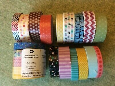 Stampin Up Washi Tape Lot 2