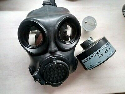 CZECH GAS MASK OM90 size: 1
